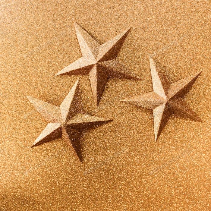 Las estrellas doradas
