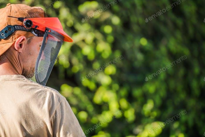 Face Safety Garden Mask