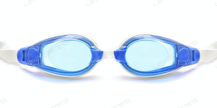 swimming rubber glasses