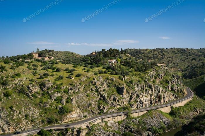 Hills in Toldeo