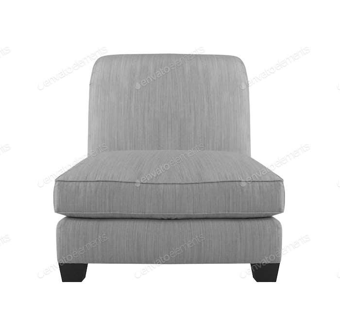 Stuhl isoliert auf weißem Hintergrund