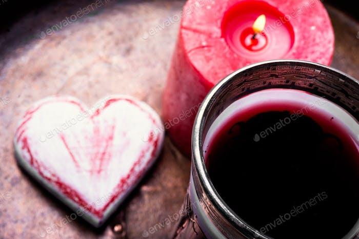 Symbol Valentines Day