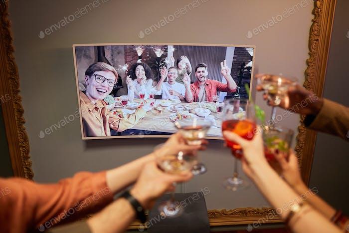 Celebración en línea