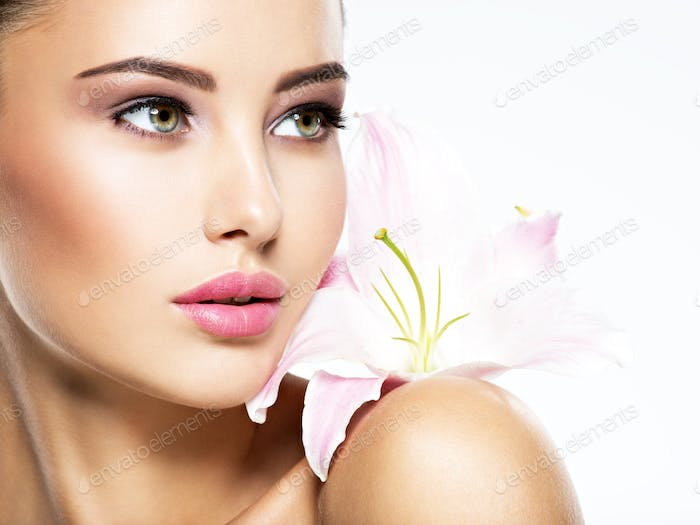 Face Skin Care Beauty Woman  Treatment