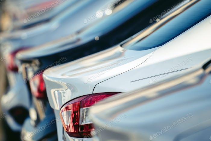 Vehicles Dealer Lot