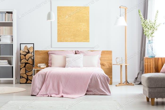 Adorable classic bedroom