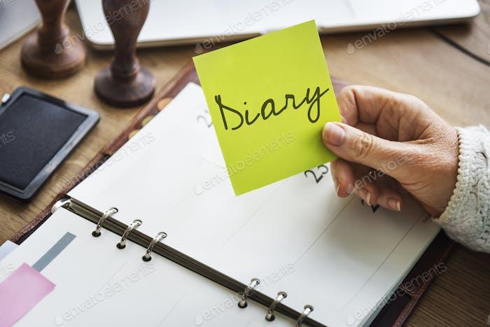 Дневник Написать план план план Концепция