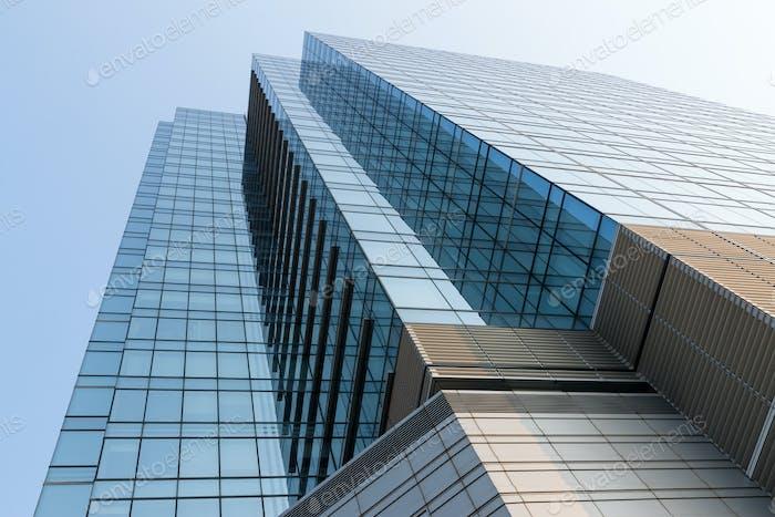Building skyscraper to the sky