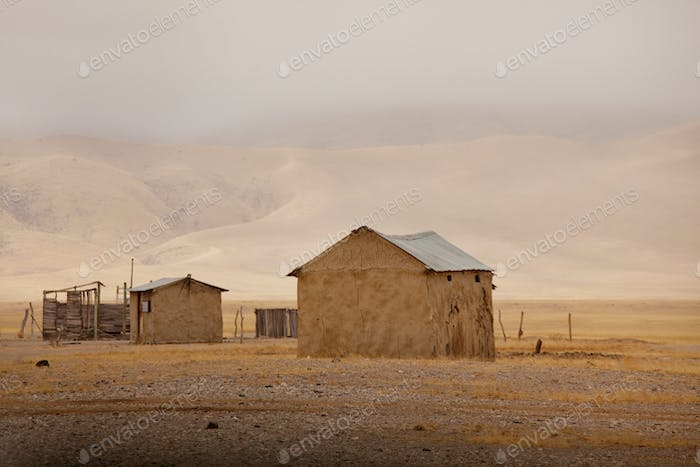 Village in Namibia