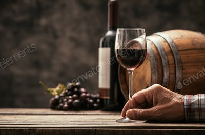 Wine tradition and culture