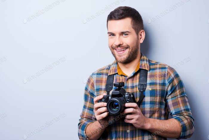 Experto en fotografía.