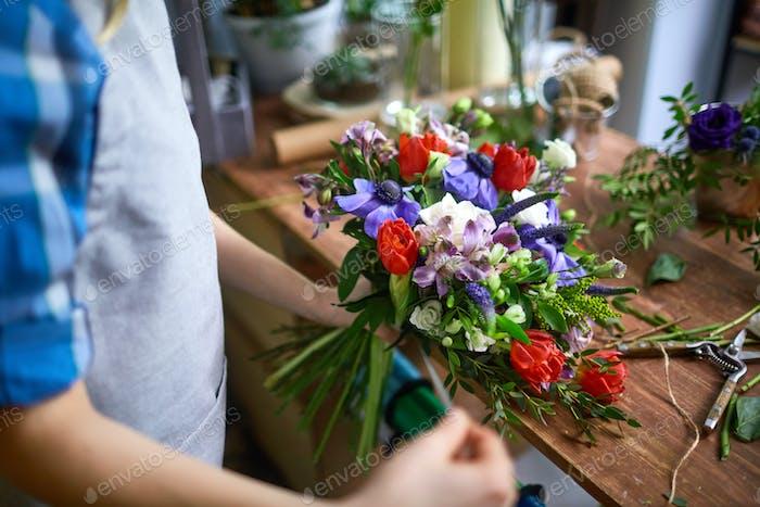 Florales Geschenk