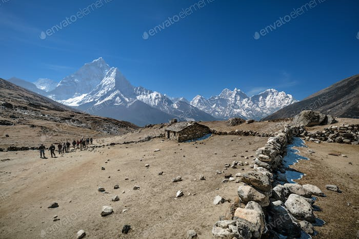 Nepal Mountains
