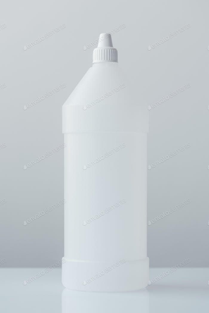 Weißer Kunststoff-Flaschenbehälter für medizinische Ethylalkohol