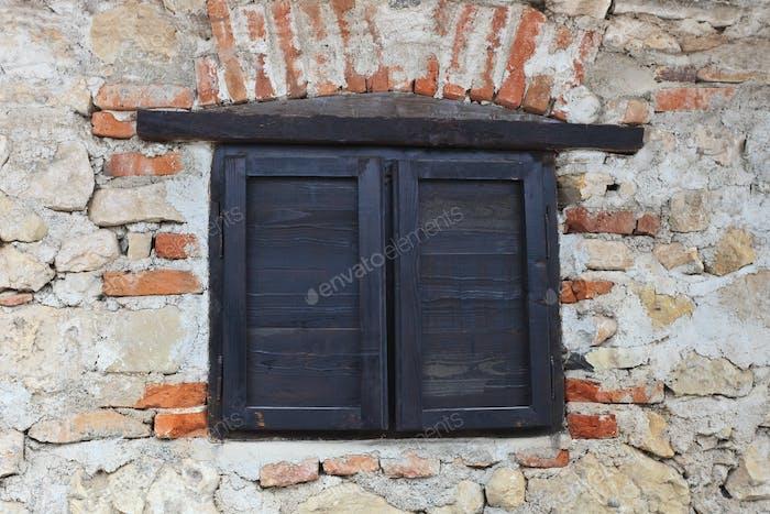 mittelalterliches Fenster