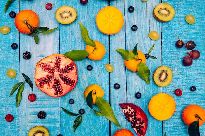 Seasonal fruit