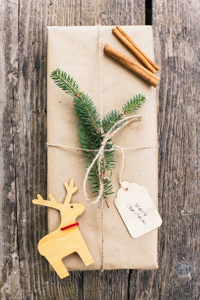 Hausgemachtes Weihnachtsgeschenk