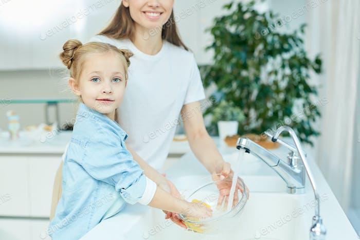 Sharing chores