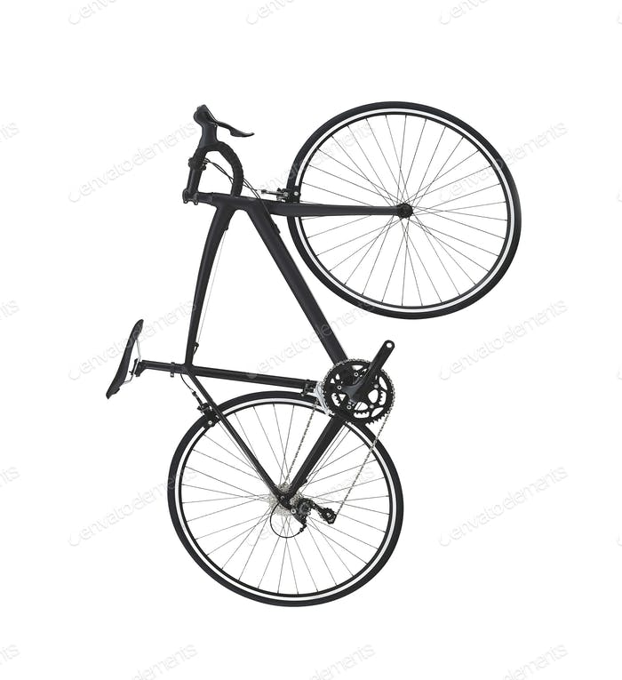 bike isolated