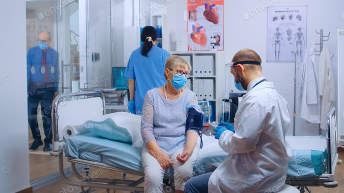 Überprüfung von Herzproblemen während der Pandemie