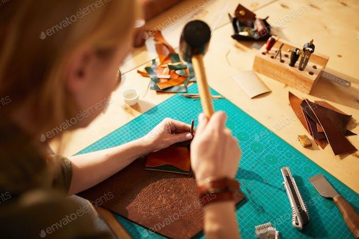 Leatherwork Process