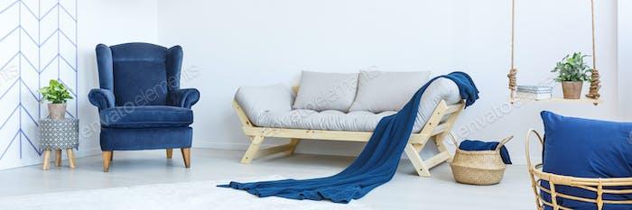 Eco style lounge