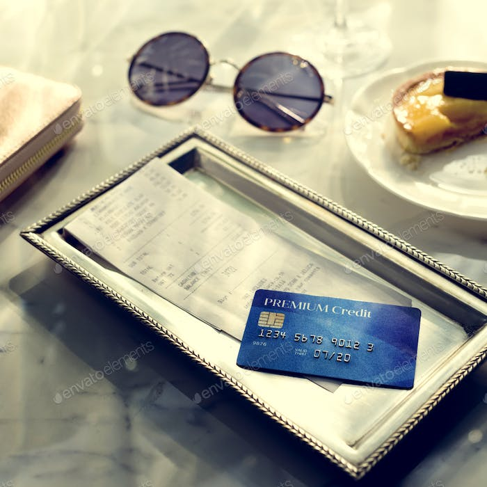 Banking Credit Card Money Concept