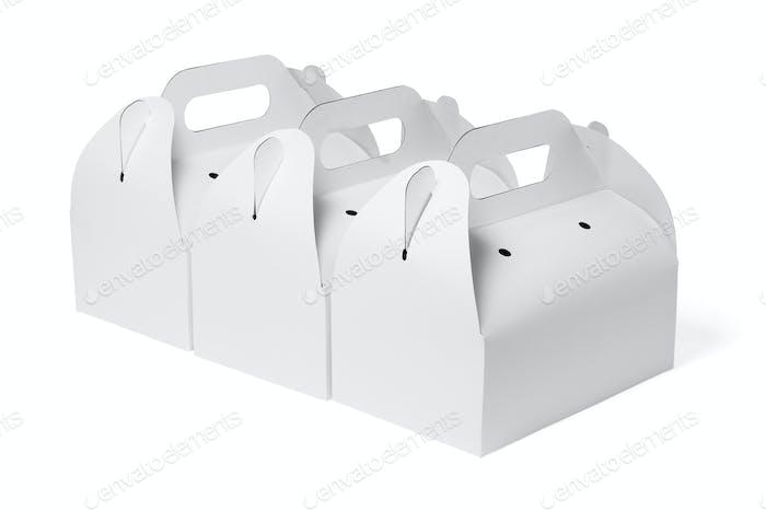 Takeaway Cake Boxes