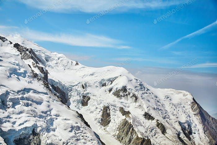 Macizo de Chamonix Mont Blanc