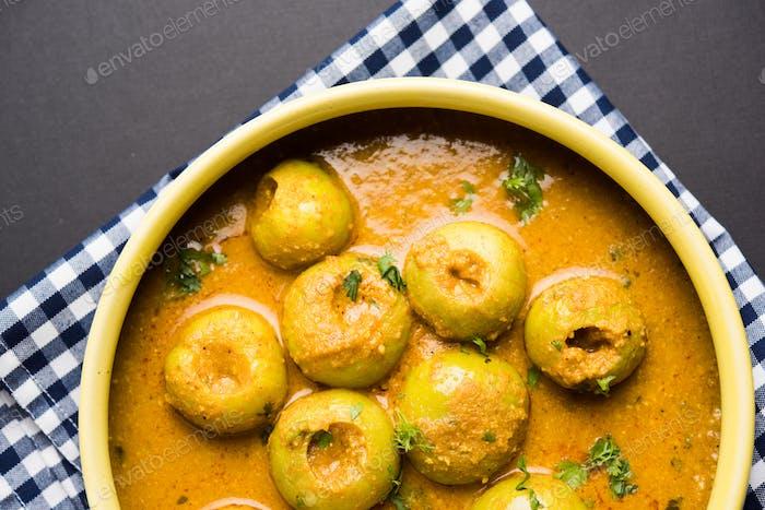 Tinda Curry