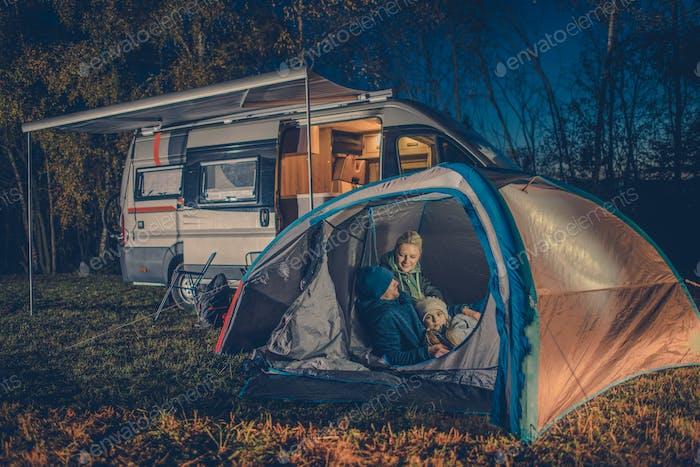 Thumbnail for Family Camping Fun