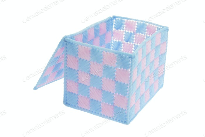Checkered Box