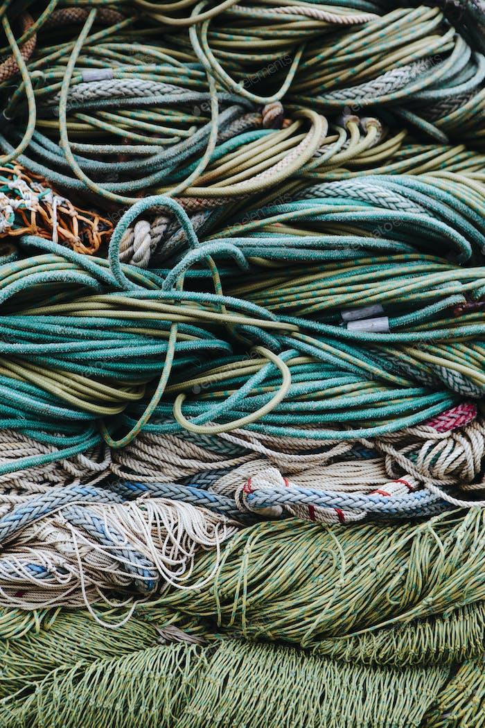 Redes Comercial de pesca