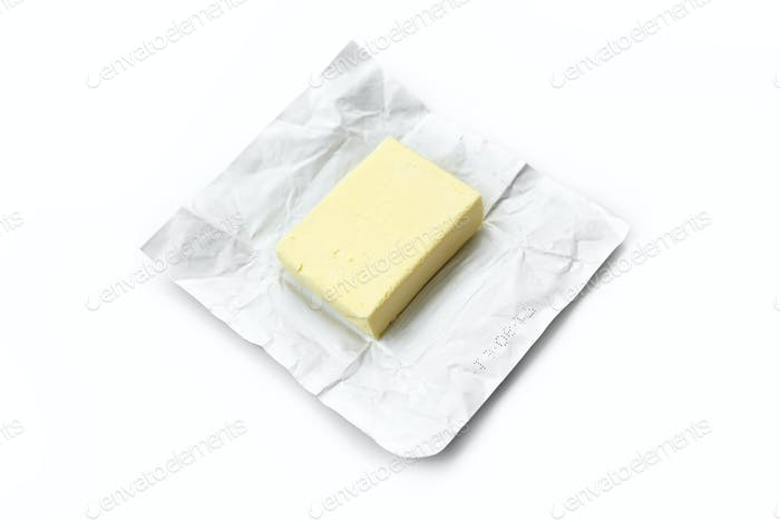 Piece of butter