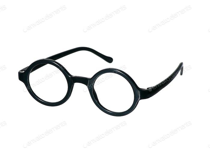 Eyeglasses On Isolated White Background Photo By Littlemiss1