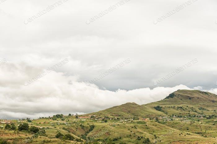 Nkumba township between Boston and Bulwer in Kwazulu-Natal