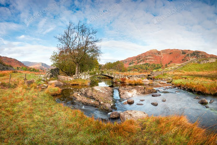 Thumbnail for Slater's Bridge in the Lake District
