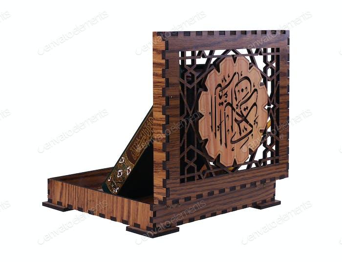 Qur'an wooden Box