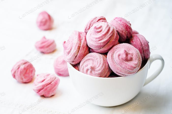 blackcurrant marshmallows, zephyr