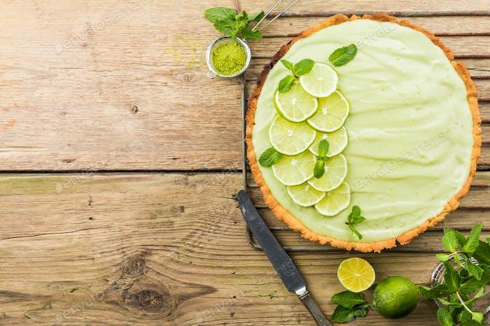 Schlüssel Lime Pie
