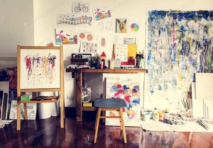 Artist artworks