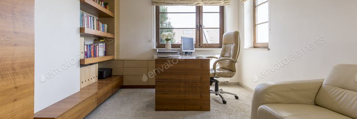 Space for work at home