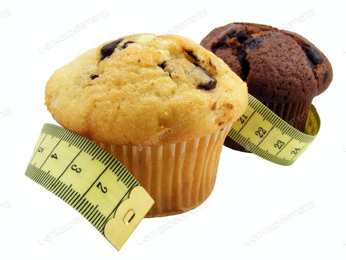 Muffins and Measuring Tape