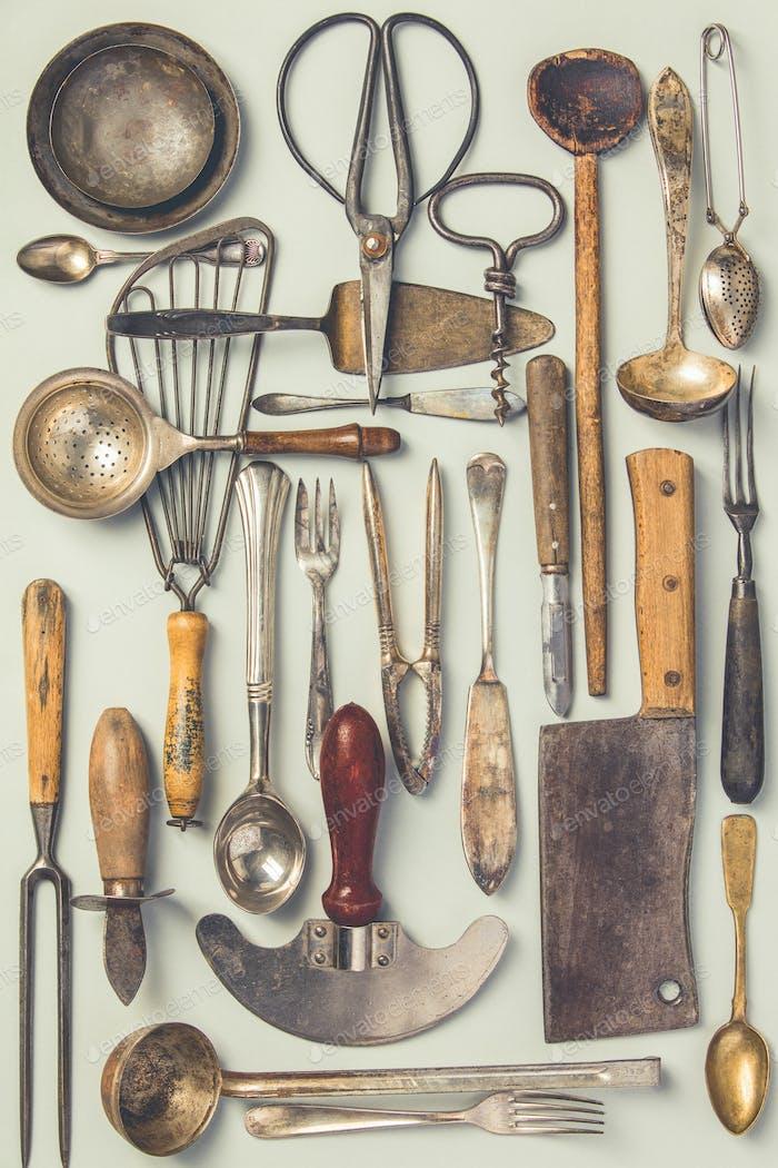 Vintage-Küche