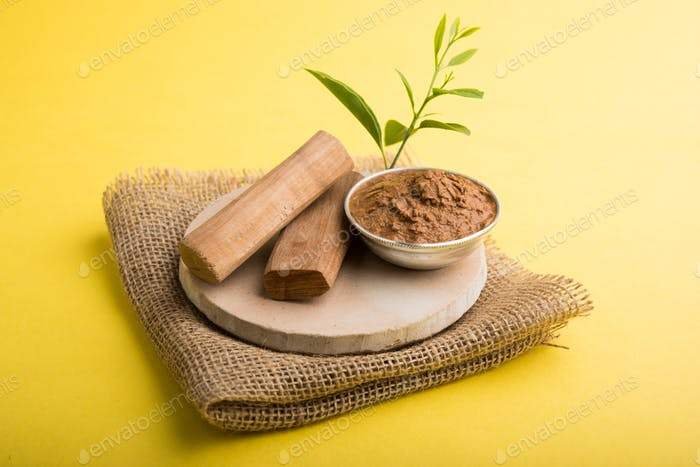 Chandan or Sandalwood Paste