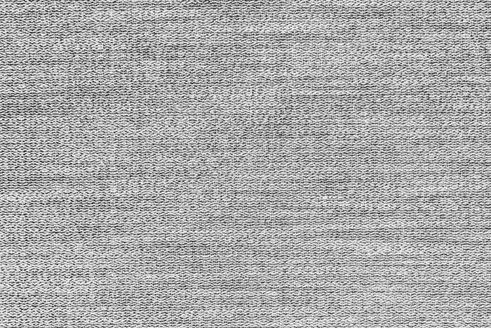 Gray and black color cotton texture