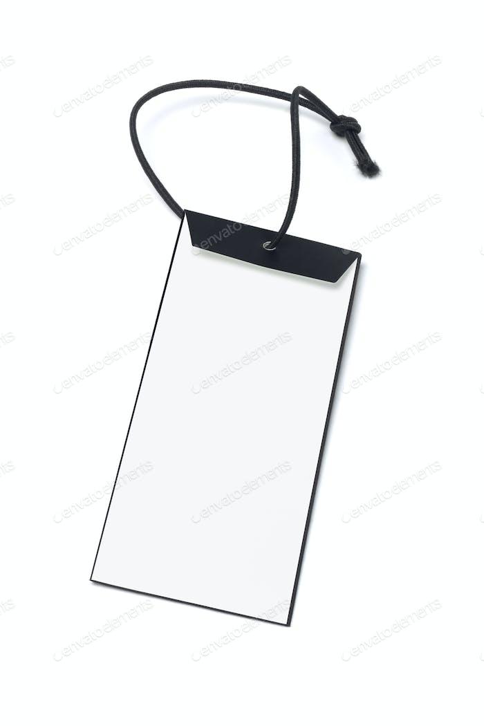 Envelope Paper Tag