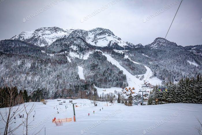 Skigebiet Loser — Altaussee