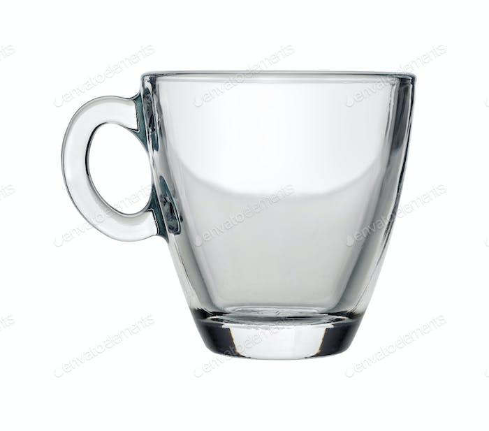 Tea or coffee glass cup