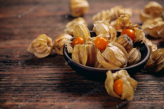 Cape Gooseberry, Physalis fruit